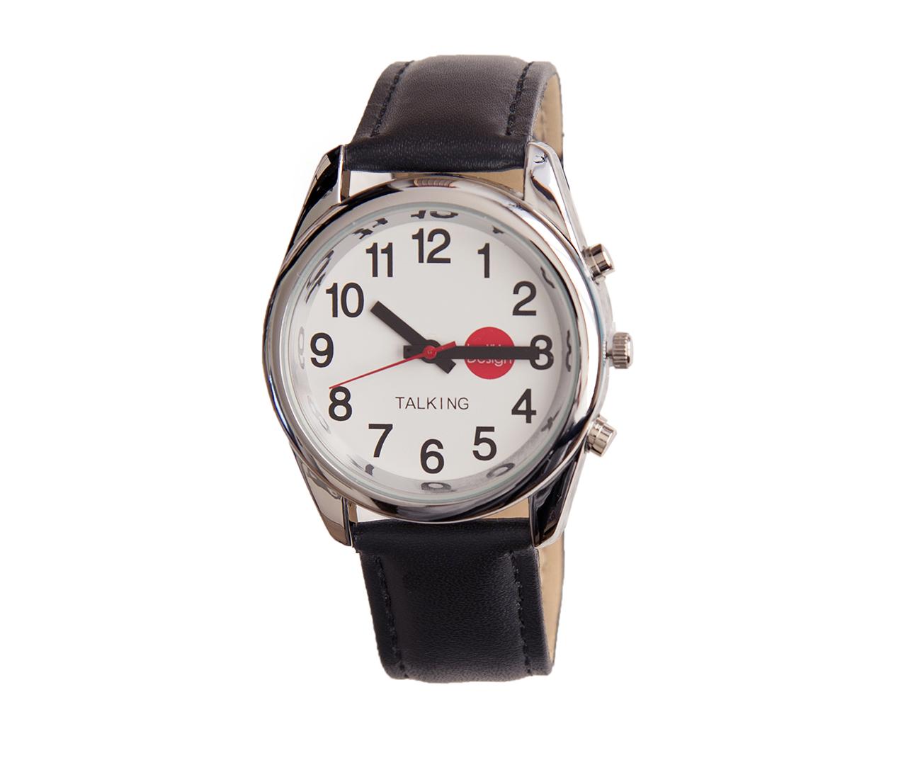sprekend heren horloge