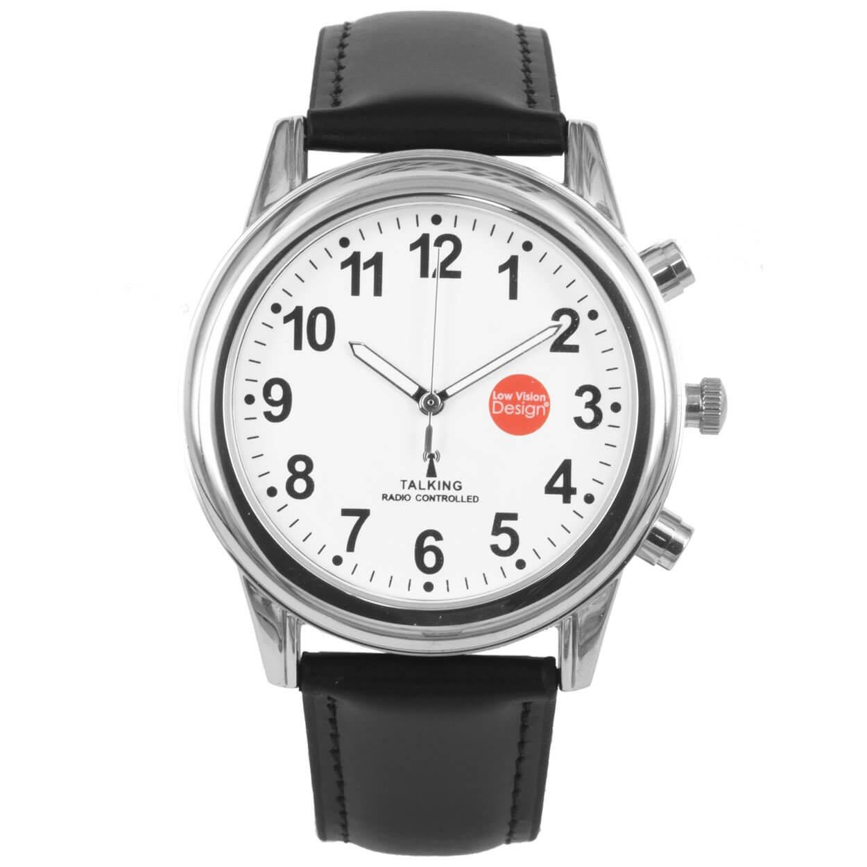 nederlands sprekend horloge atoomgestuurd unisex