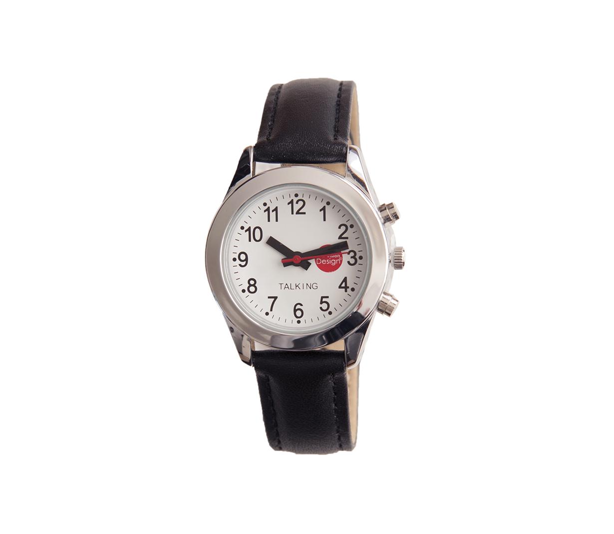sprekend dames horloge