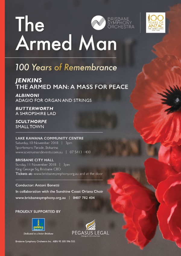 The Armed Man - A Mass for Peace
