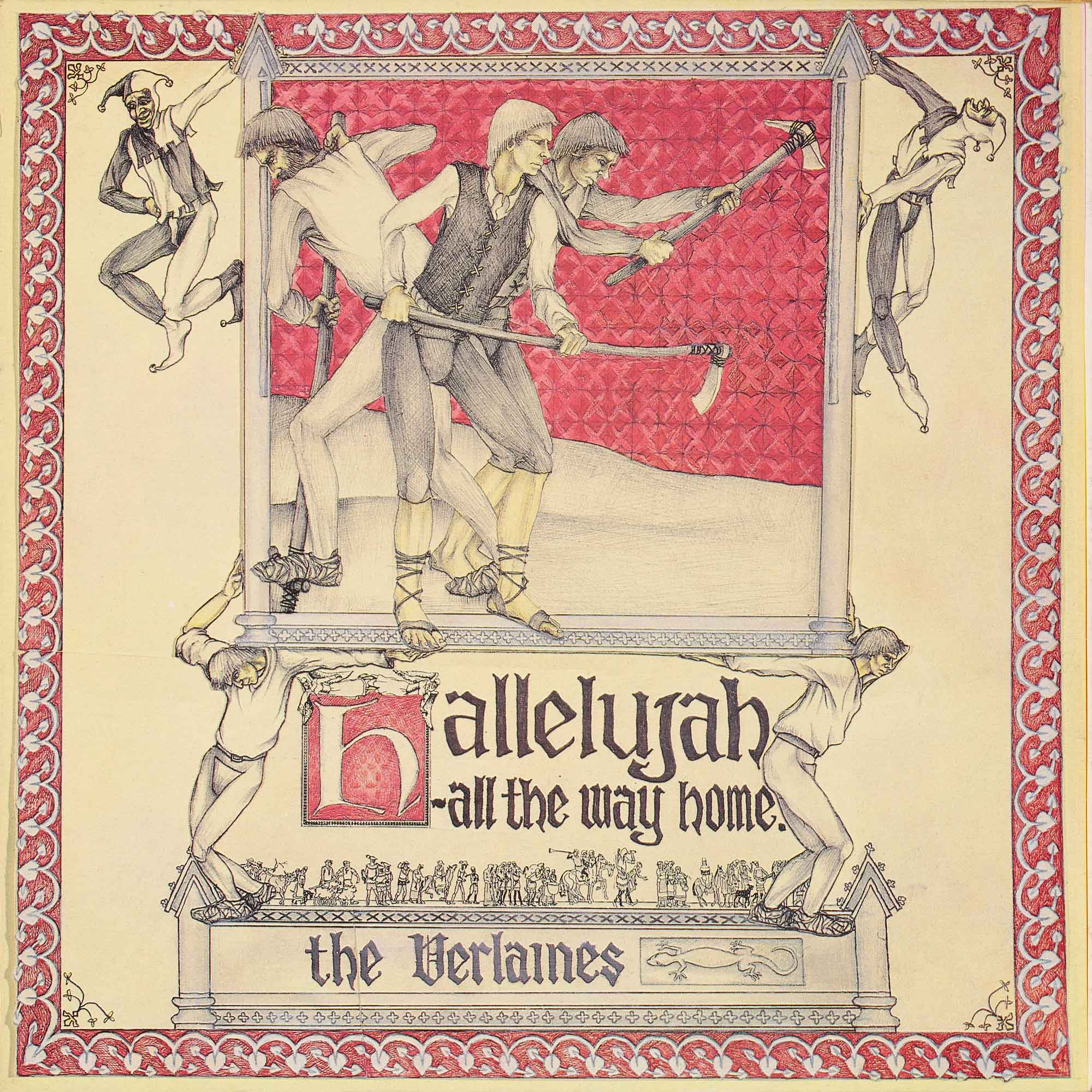 Verlaines - 'Hallelujah - All The Way Home'