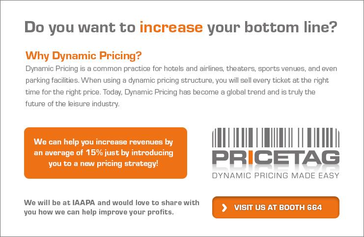 Pricetag Dynamic Increase