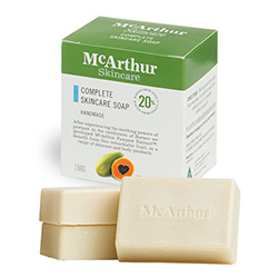 Complete Skincare Soap (3 bars) WAS $19.95 NOW: $14.96