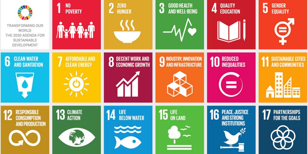 The 2030 agenda for sustainable development