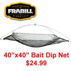 Frabill Dip Net $24.99
