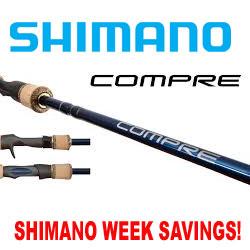 Shimano Week Savings on Compre rods