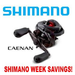 Shimano Week Savings on Caenan