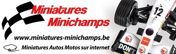 Boutique Miniatures Minichamps