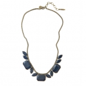 Blythe Necklace in Midnight for Preppy Fall 2013