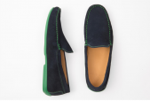 Whalers Suede Loafers for Preppy Fall 2013