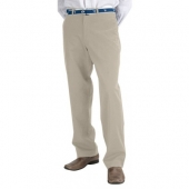 Khaki Flat Front Brant Point Pants (Men's) for Preppy Fall 2013