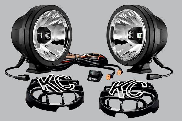 """KC 6"""" Pro-Sport Gravity LED lights"""