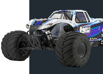 Losi MTXL 1/5 4wd Monster Truck