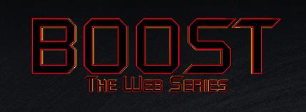 Boost Web Series Logo