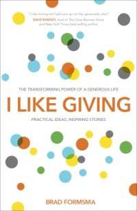 I Like Giving Book