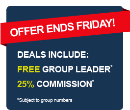 OFFER ENDS THIS FRIDAY!