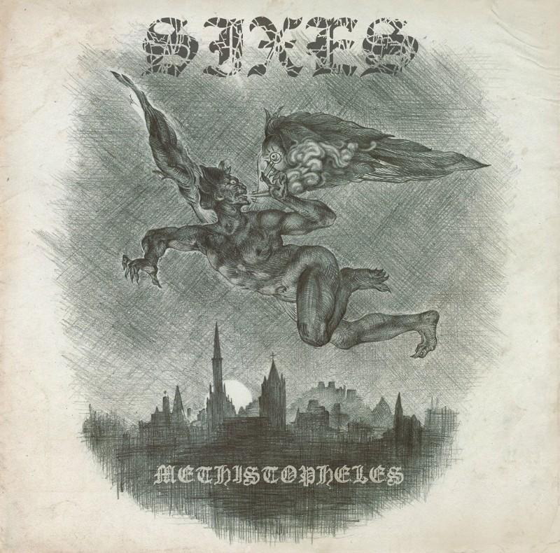 SIXES: California Blackened Doom Quartet Announce Debut Album Methistopheles