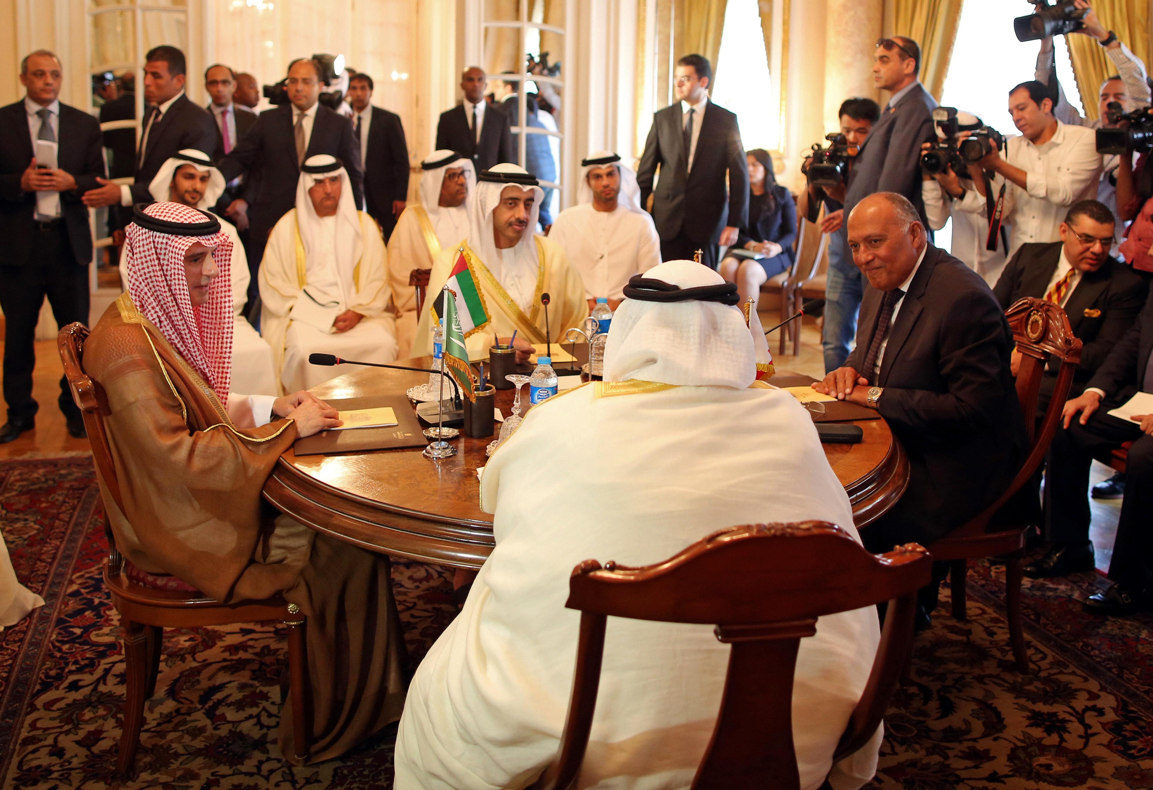 Existing Agreements and U.S. Leadership Emerge as Keys to Resolving Qatar Standoff