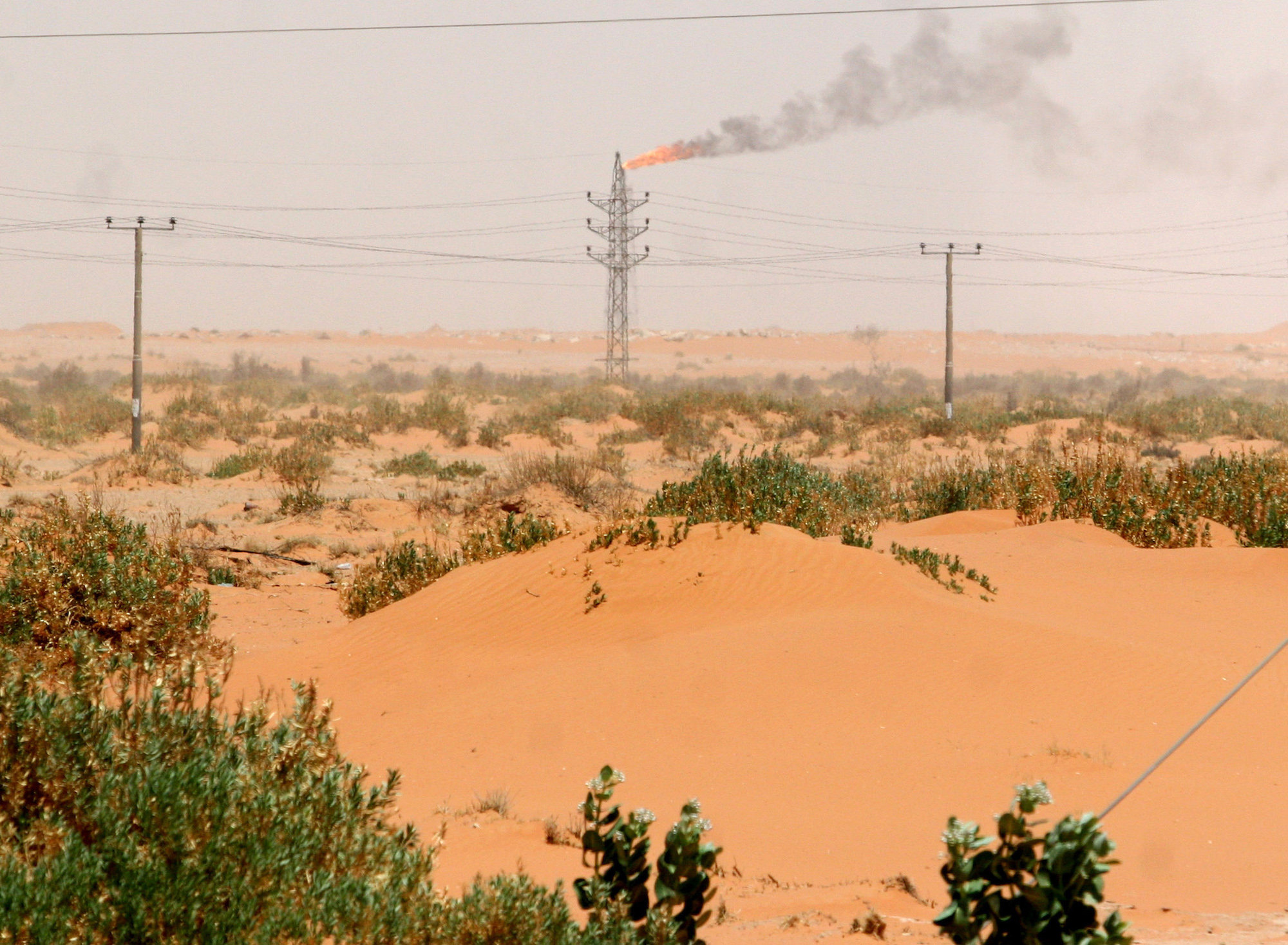 Khurais Oil Field