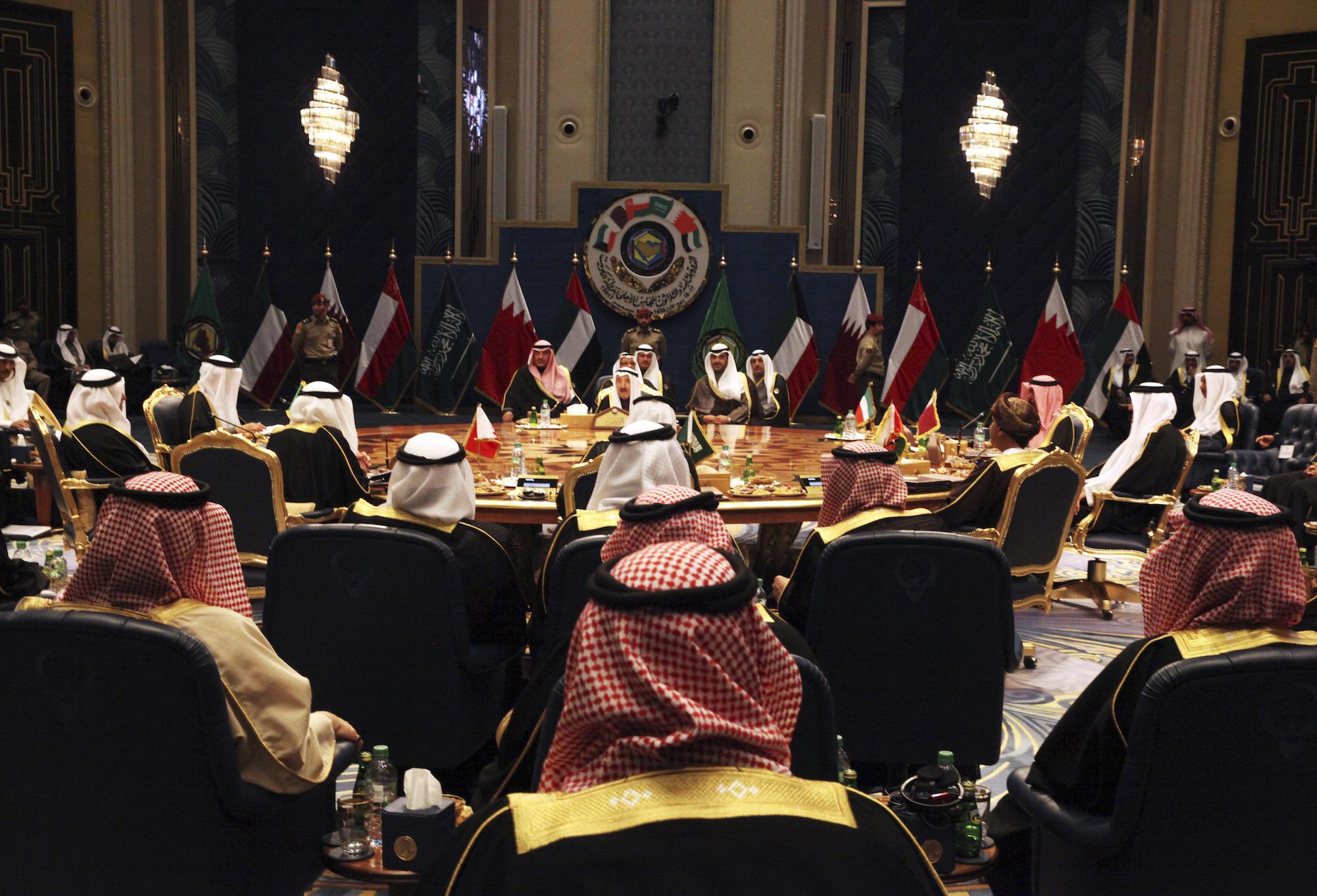 GCC Summit in Kuwait