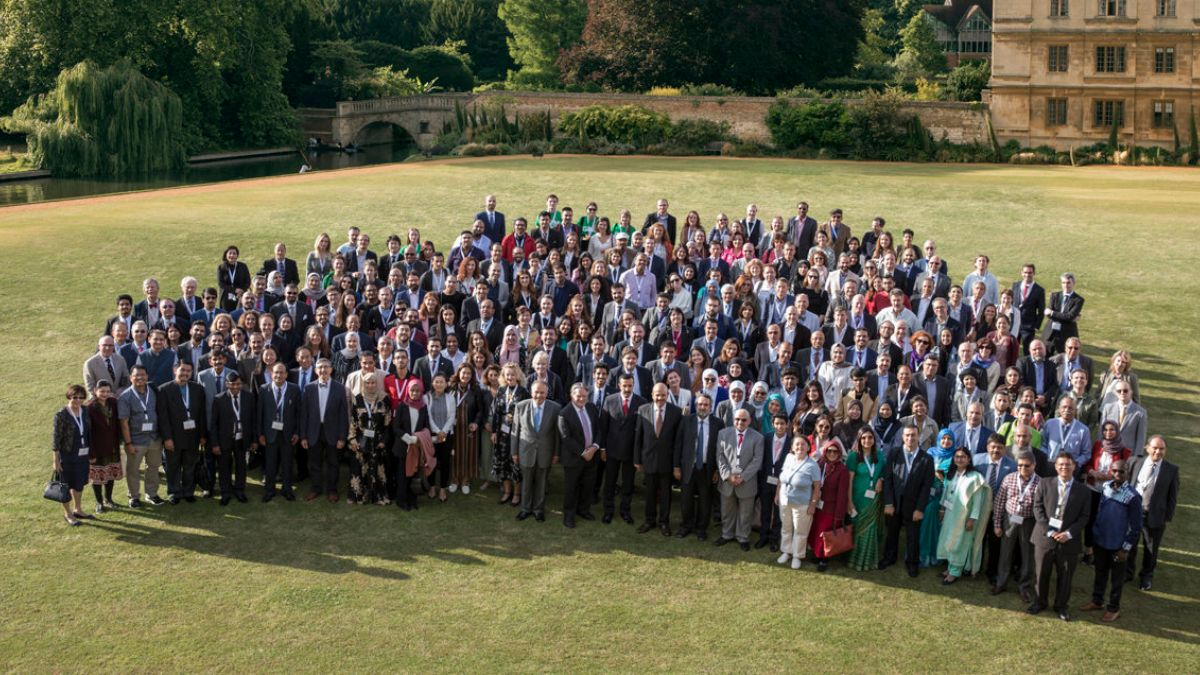 Gulf Research Meeting 2019 Group Photo