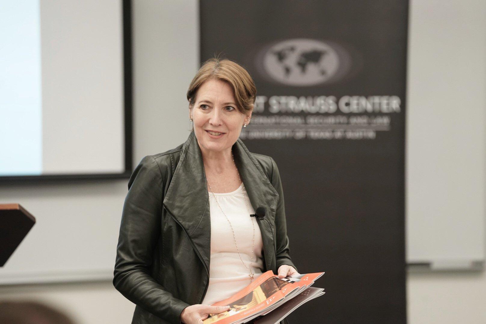 Diwan at Strauss Center