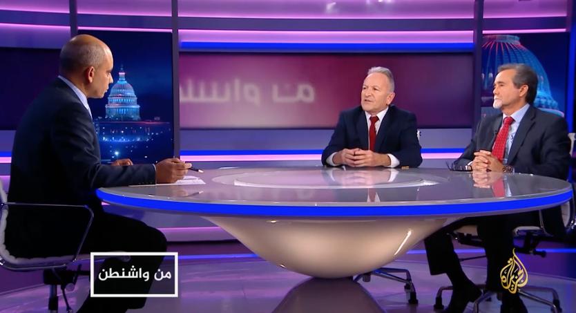 Stephen A. Seche on Al Jazeera