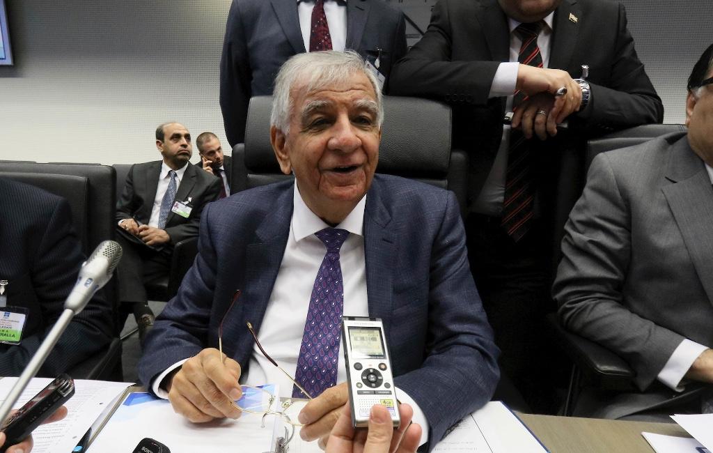 Iraqi Oil Minister Jabbar al-Luaibi