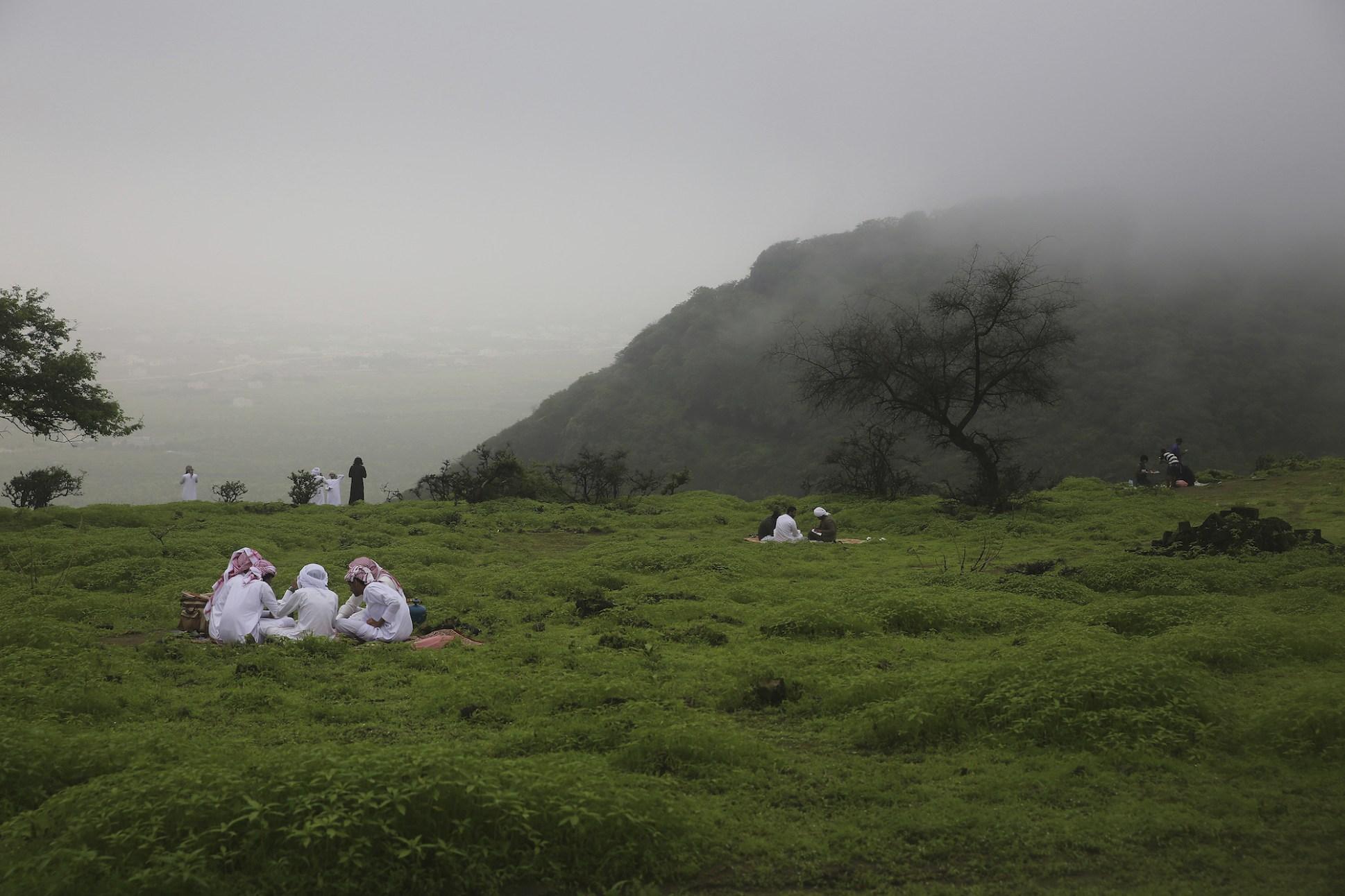 Oman Climate