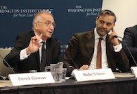 Ali Alfoneh at the Washington Institute