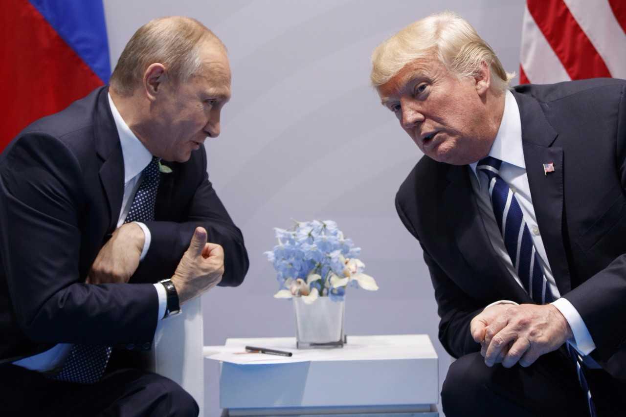 Trump's Deal with Putin