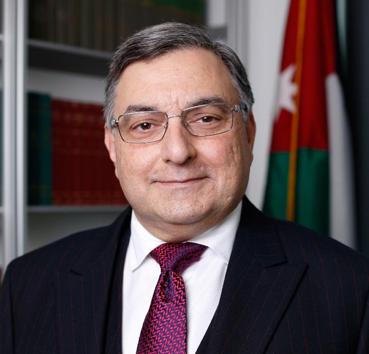 Ambassador Feisal Amin Rasoul al-Istrabadi
