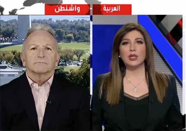Stephen Seche on Al Arabiya