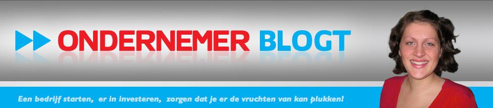 Op ondernemerblogt.nl staan artikelen met tips voor (startende) ondernemers.