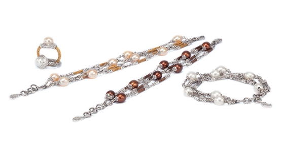 New Charriol Pearl jewellery collection