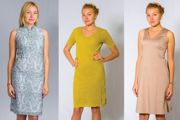 Модные итальянские платья Glenfield