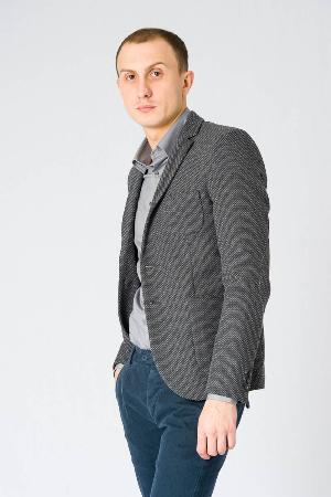 Фактурный пиджак