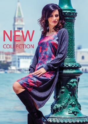 Новая коллекция GLENFIELD. Эффектное платья.