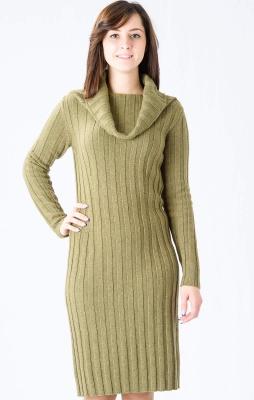 Тёплое платье GLENFIELD (Италия)