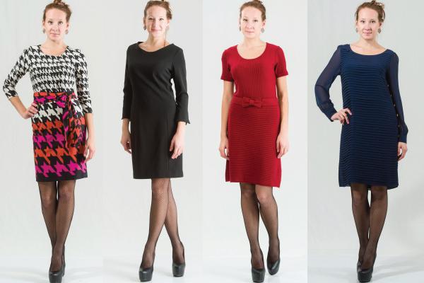 Французские платья WEILL