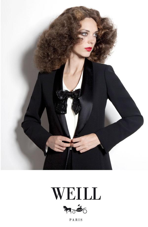 Новая коллекция французского дома моды WEILL