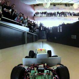 Robonaut jármű (kép)