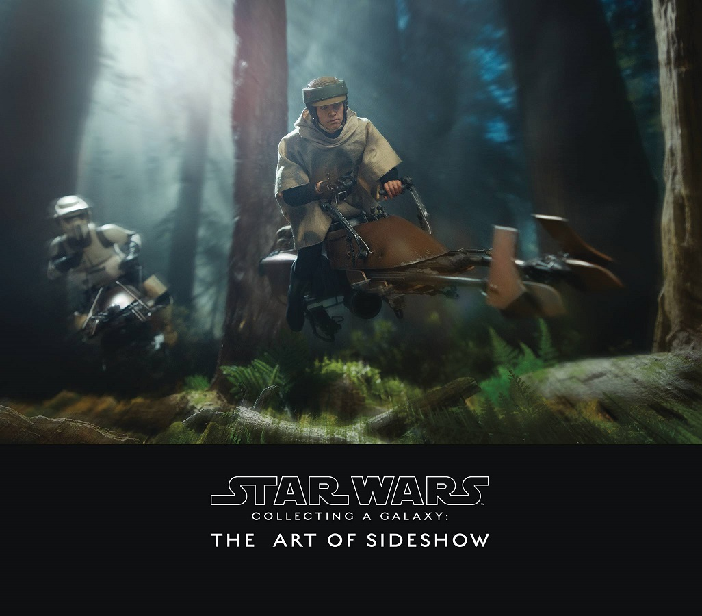 STAR WARS COLLECTING GALAXY – ART SIDESHOW COLLECTIBLES