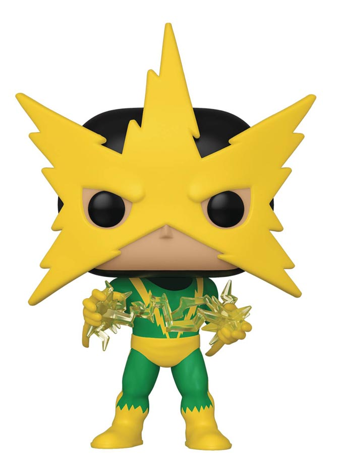 POP SPECIALTY SERIES – MARVEL 80TH ELECTRO VIN FIG