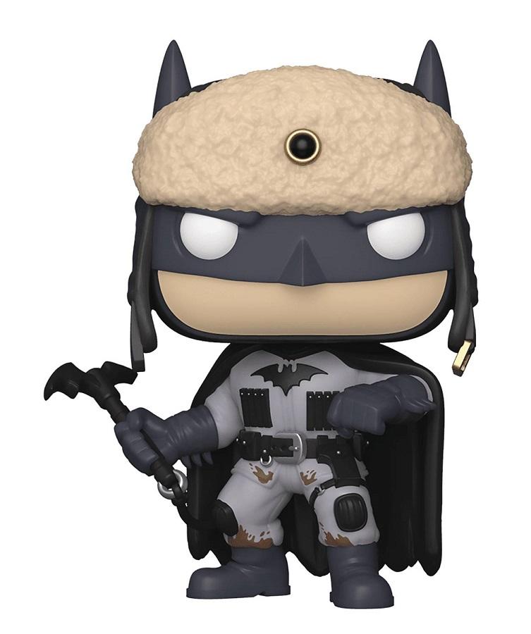 POP HEROES BATMAN 80TH – RED SON BATMAN 2003 VIN FIG