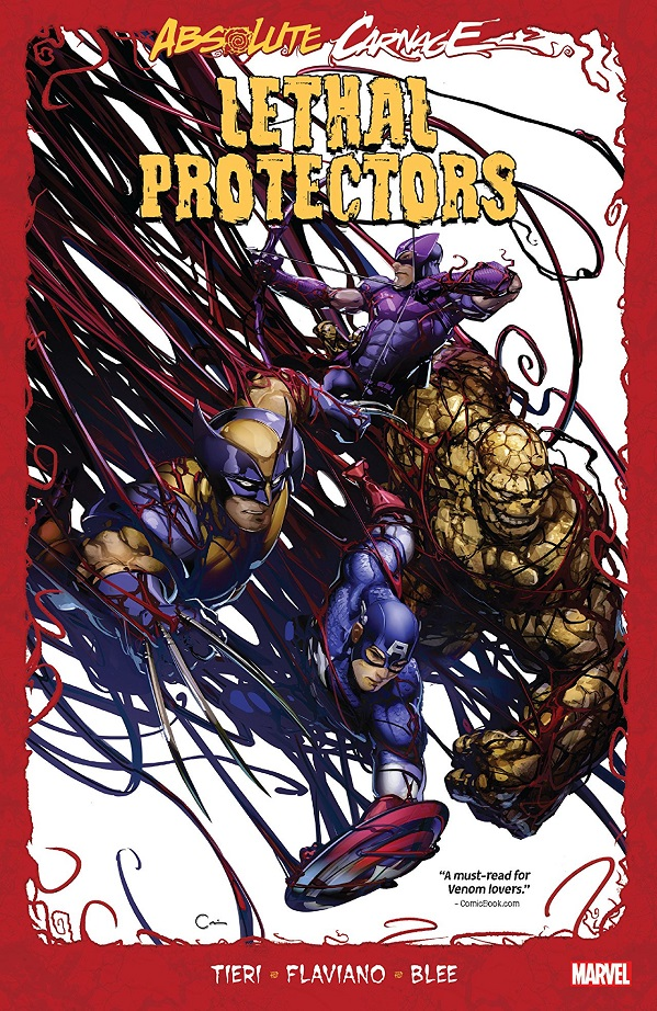 ABSOLUTE CARNAGE – LETHAL PROTECTORS TP