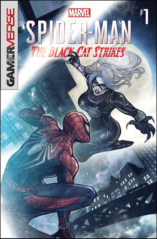 MARVELS SPIDER-MAN - BLACK CAT STRIKES #1