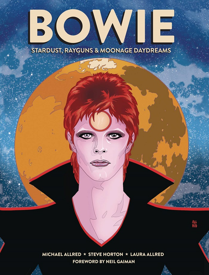 BOWIE – STARDUST RAYGUNS & MOONAGE DAYDREAMS HC GN