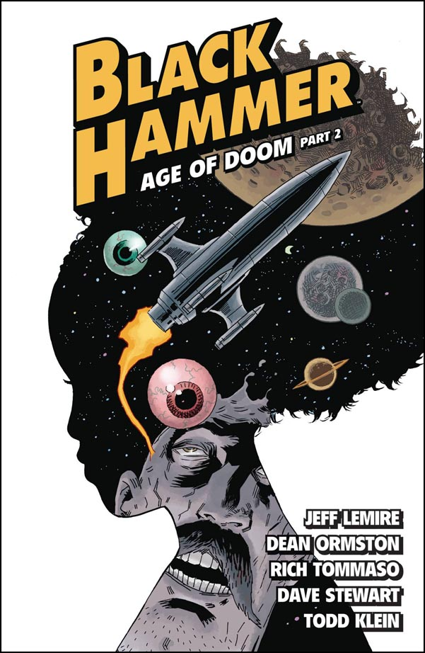 BLACK HAMMER TP VOL 04 – AGE OF DOOM PART II