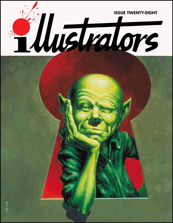 ILLUSTRATORS MAGAZINE #28